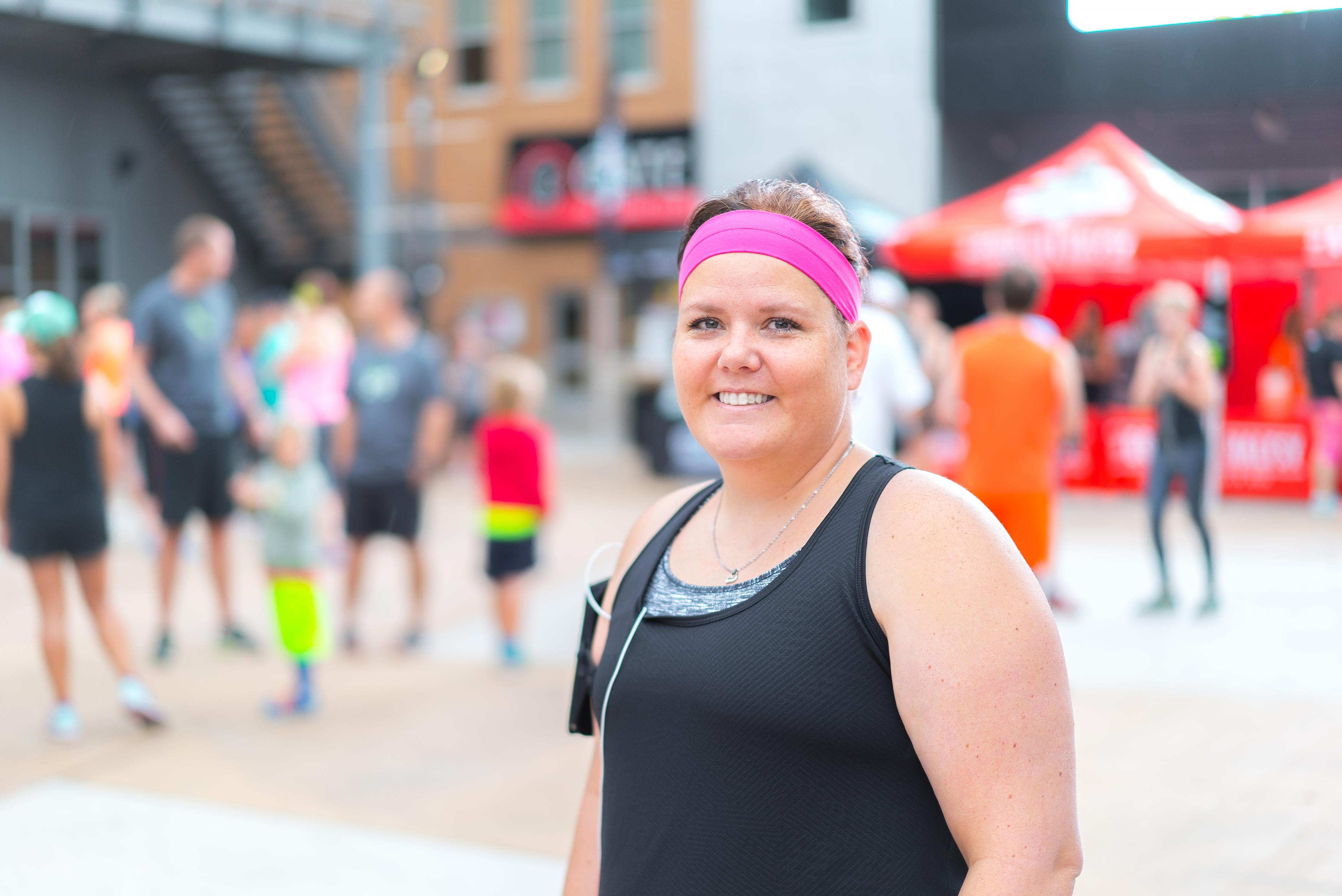 Meet Melinda, a Halfsy Hero