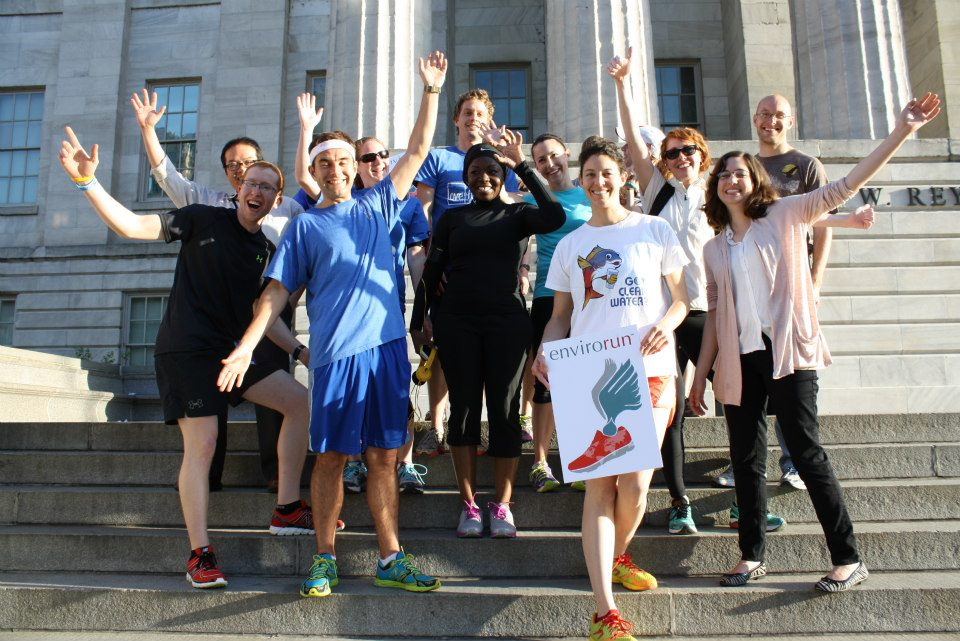Envirorun: Running, Science, and the Environment