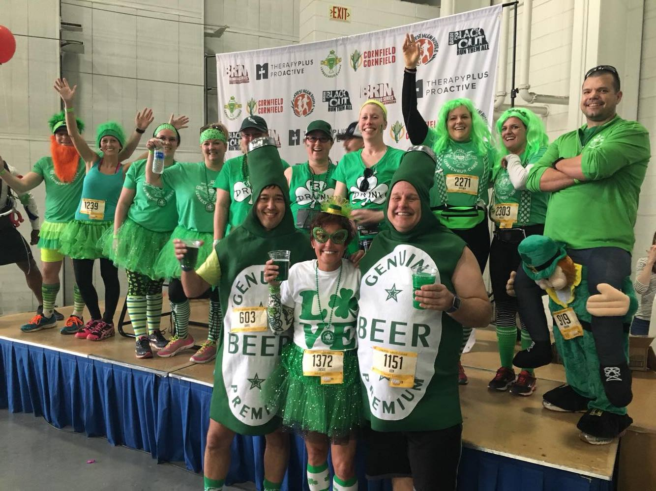 Runner's World Loves the Leprechaun Chase 10K | Best Costume Races