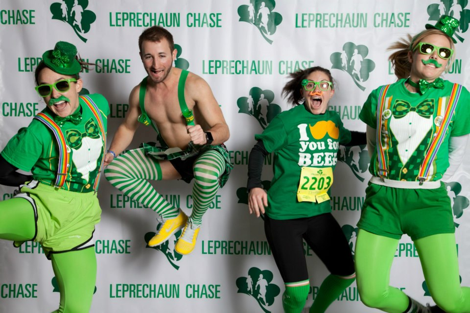 Leprechaun Chase 10K Omaha | Green Beer After Party
