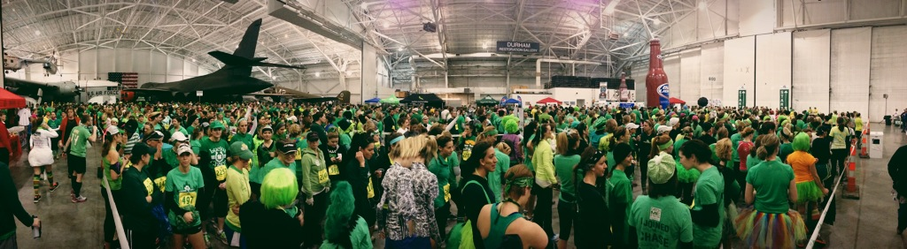 Leprechaun Chase 10K Omaha | Captivating Indoor Start