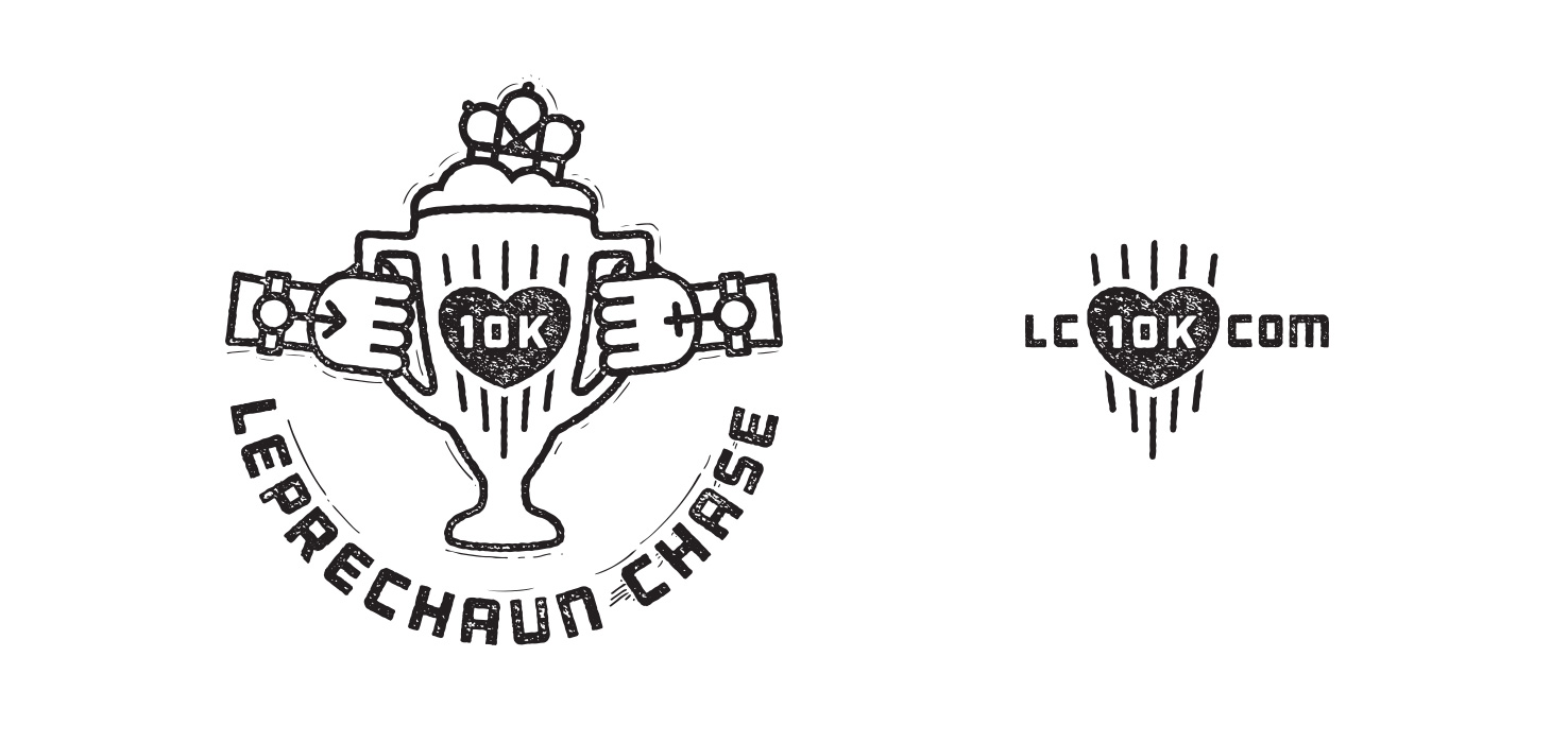 Ervin Smith Rebranding The Leprechaun Chase 10k Pink Gorilla Events