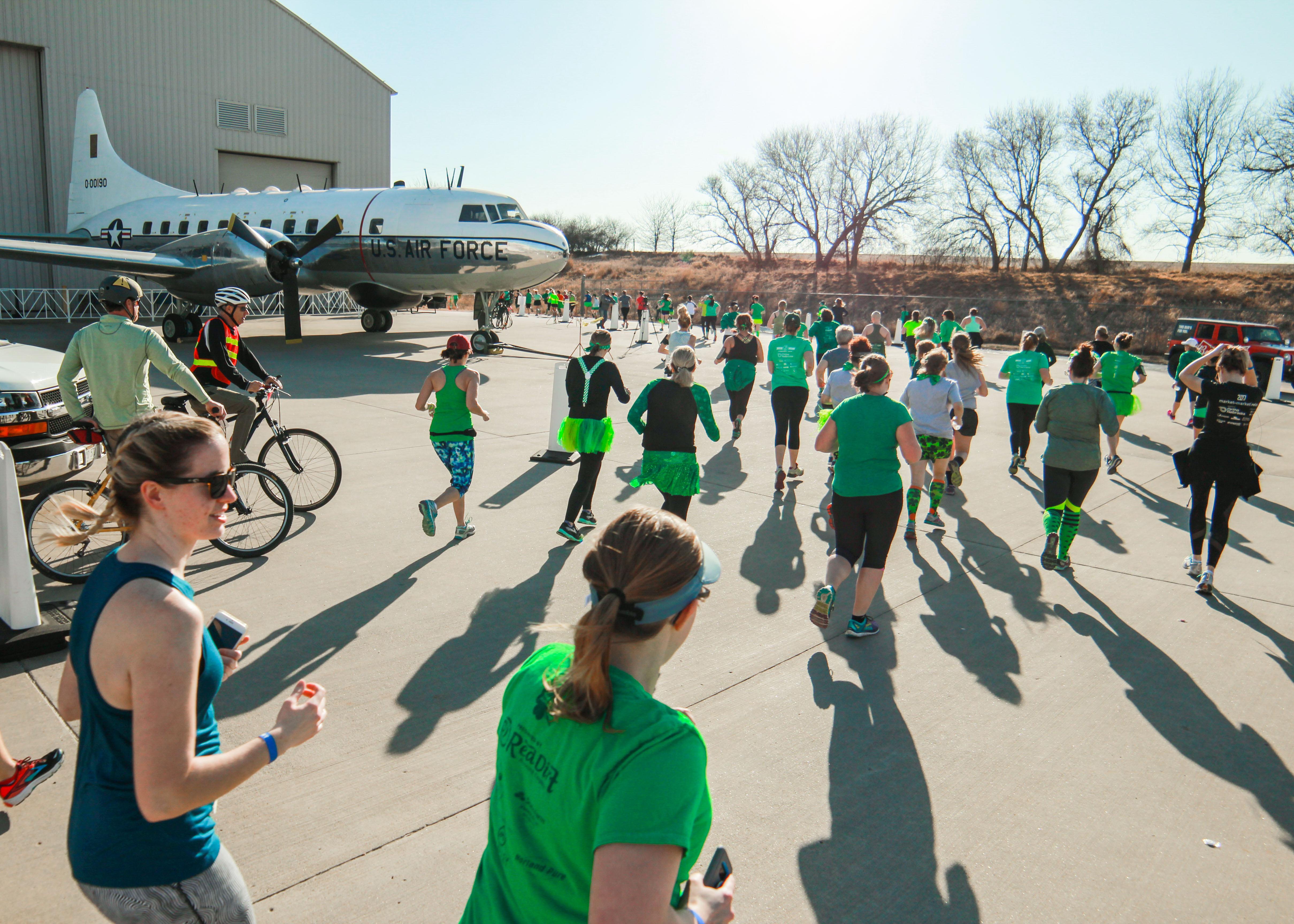 2018 Leprechaun Chase 10K Omaha Race Director Recap – St. Patrick's Run