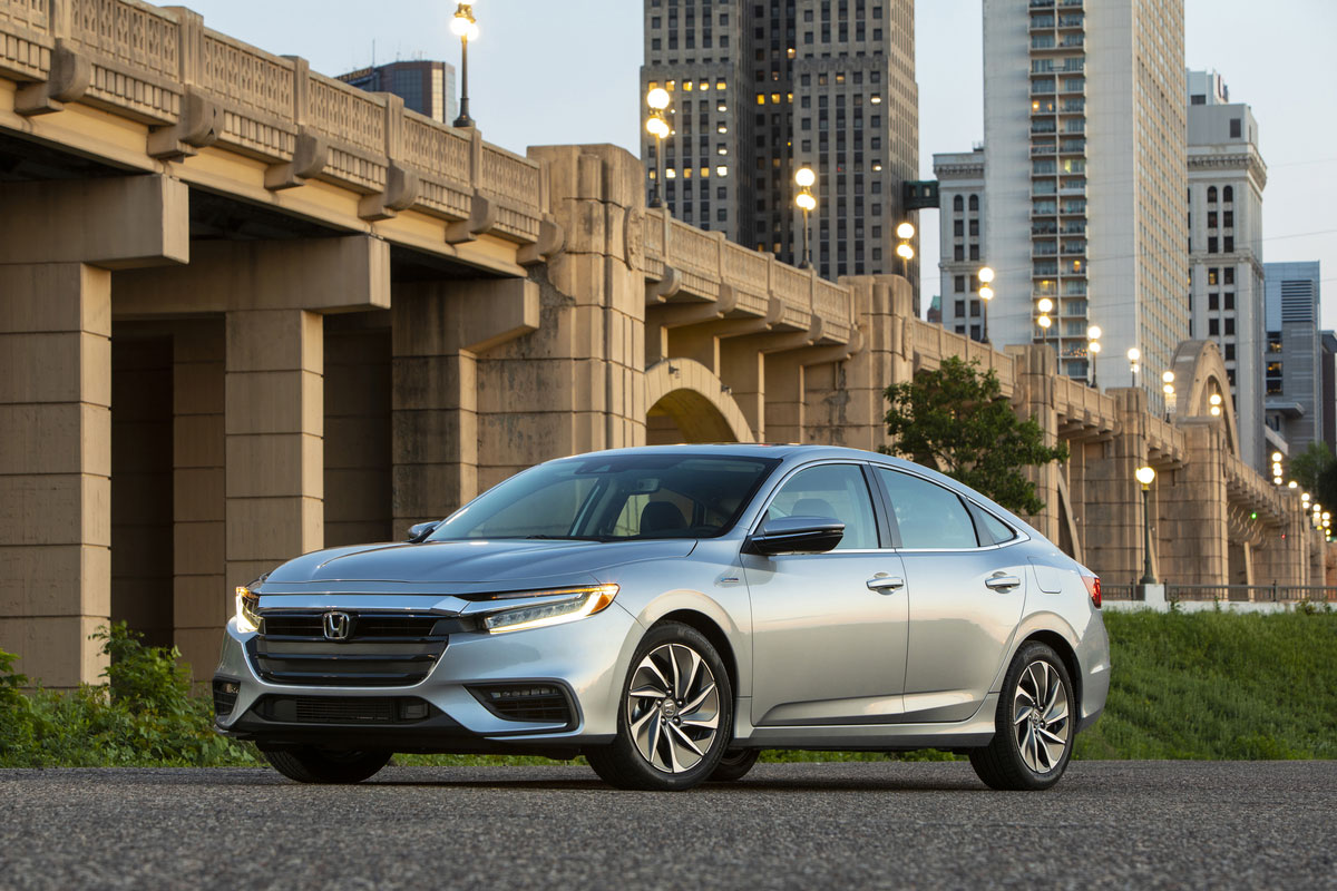 Honda of Lincoln: 2019 Honda Insight Receives Highest Overall Safety Rating