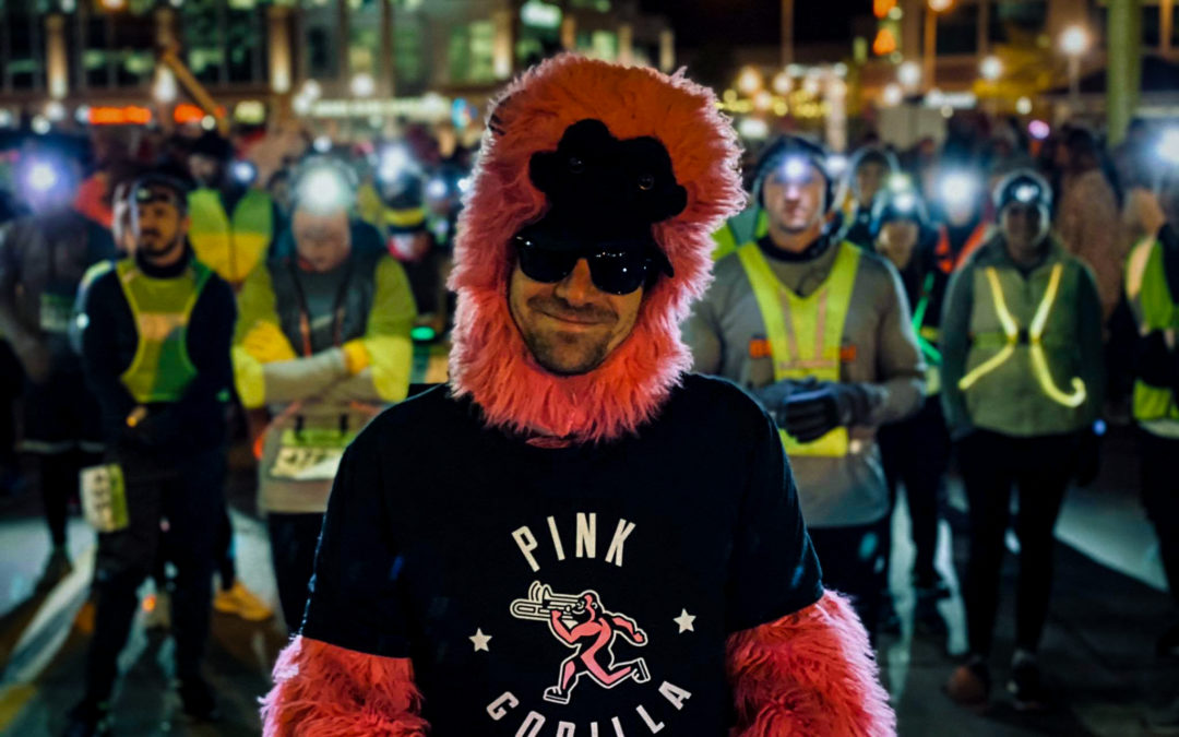 Your 2020 Resolution to Run with Pink Gorilla Events